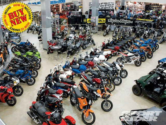 Dealerships - New Bikes